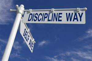 To be a disciple you must make a choice ...